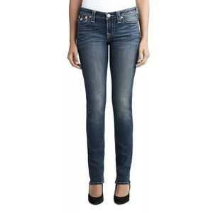 True Religion Billy Straight Skinny Jeans